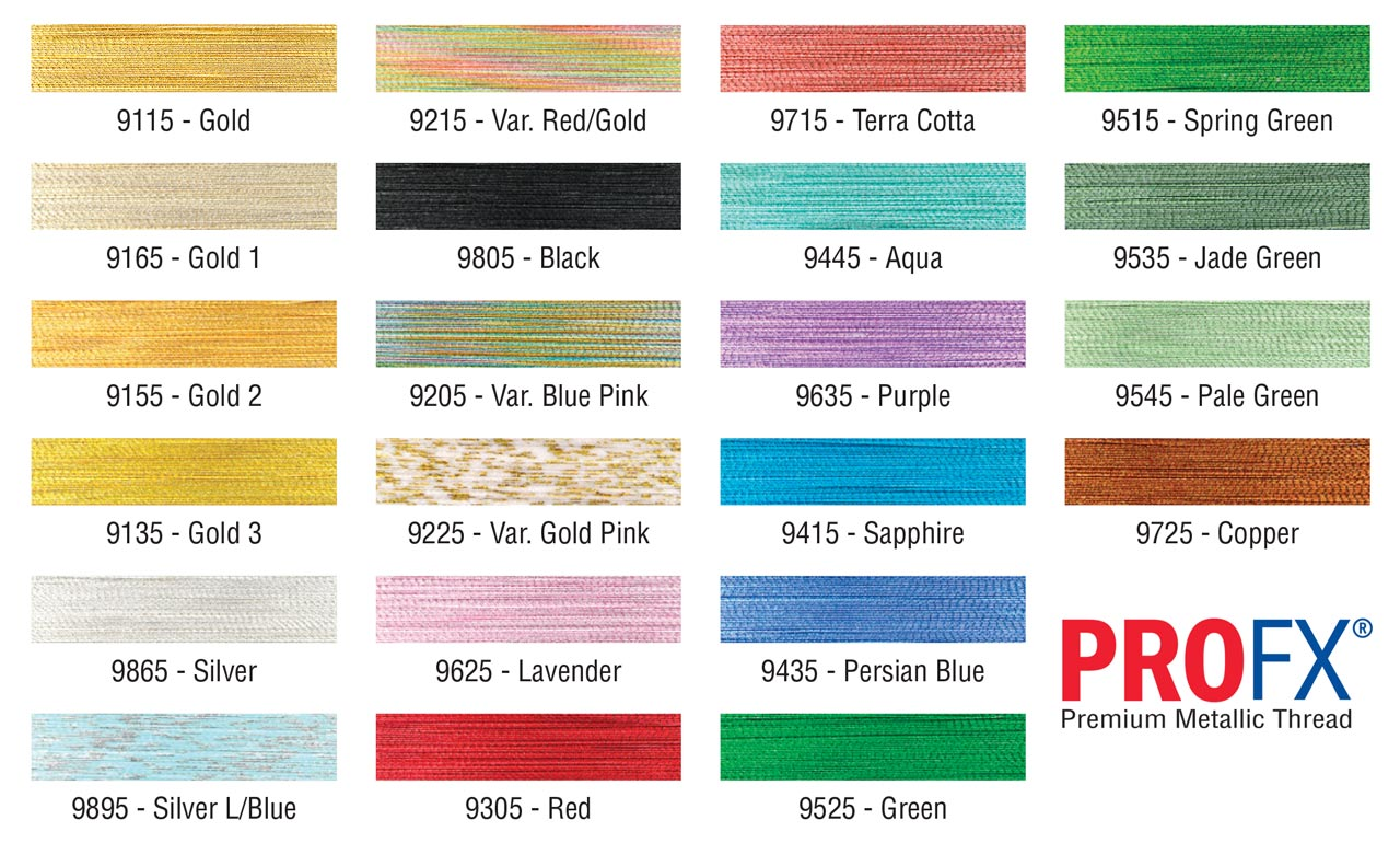 Prowrap pro products see color chart nvjuhfo Images